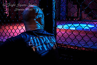 Kickboxing Photograph - 411 Pain by Steven Holt
