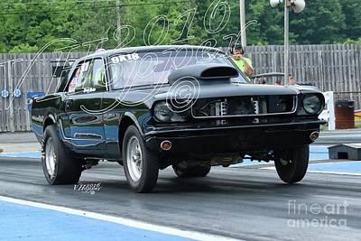 Wall Art - Photograph - 4134 05-29-16 Esta Safety Park Drag Racing by Vicki Hopper