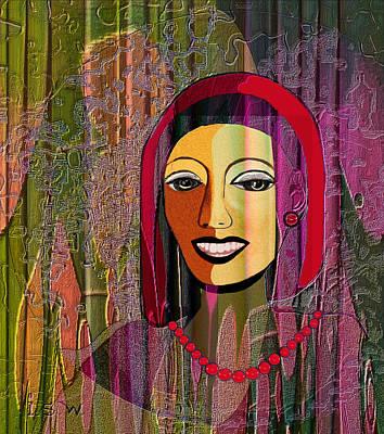 416 Digital Art - 416 by Irmgard Schoendorf Welch