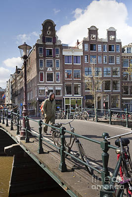 Amsterdam Art Print by Andre Goncalves
