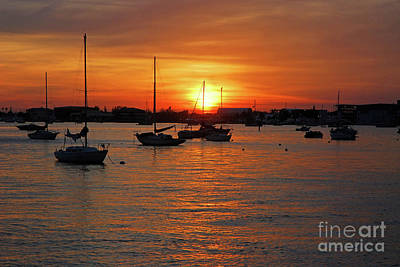 Photograph - 42- Sunset Serenity by Joseph Keane