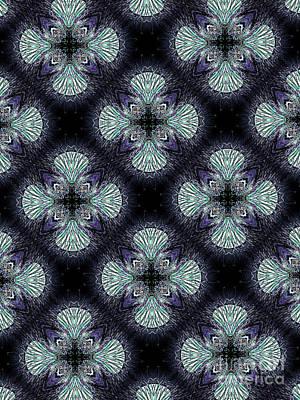 Unique Design Pattern Art Print by Amy Cicconi