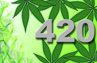 420 01 Original by Joshua Fox