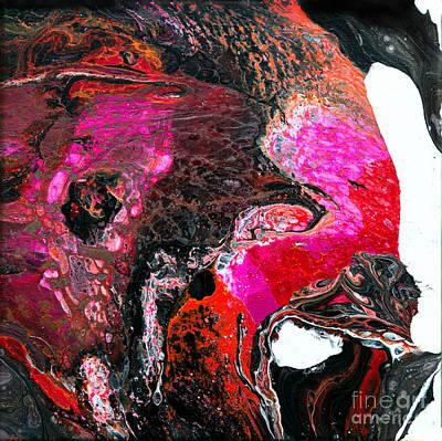 Painting - #420 by Expressionistart studio Priscilla Batzell