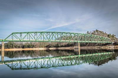 Pop Art - 421 Bridge by Jim Love