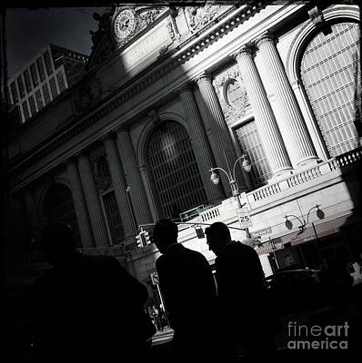 Photograph - 42nd Street by Miriam Danar