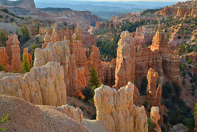 Impressionist Landscapes - Fairyland Canyon by Ray Mathis
