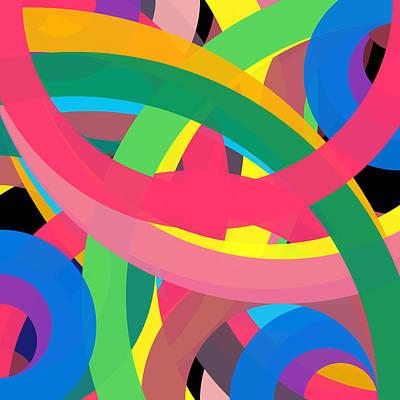 Drawing - 433494437 - Phi Word Circle by REVAD David Riley