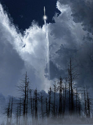 Art Print featuring the photograph 4404 by Peter Holme III