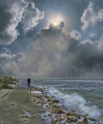 Art Print featuring the photograph 4405 by Peter Holme III