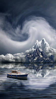 Art Print featuring the photograph 4412 by Peter Holme III