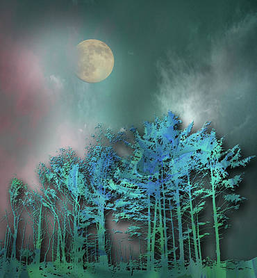 Art Print featuring the photograph 4480 by Peter Holme III