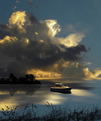 Art Print featuring the photograph 4487 by Peter Holme III