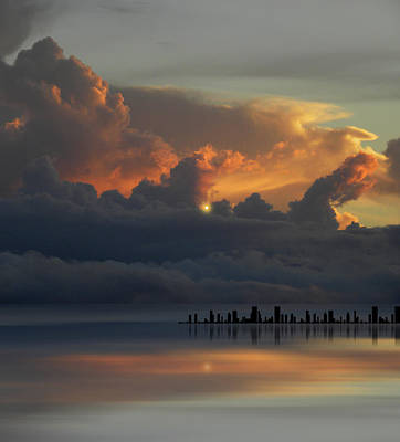 Art Print featuring the photograph 4500 by Peter Holme III