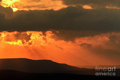 Photograph - Allegheny Mountain Sunrise by Thomas R Fletcher