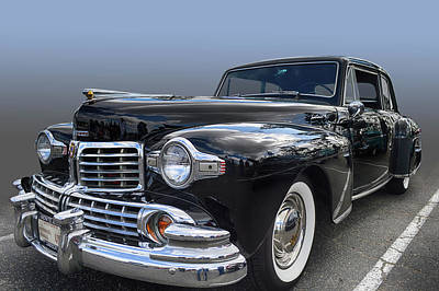 Photograph - 47 Continental by Bill Dutting