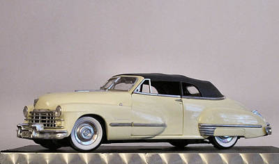 Cadilac Photograph - '47 Sixty Special by Lin Grosvenor