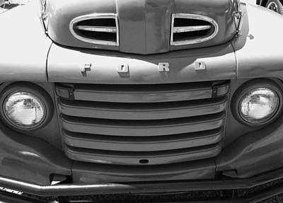 Photograph - 48 Ford by Angi Parks