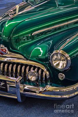 Photograph - 49 Buick Custom Sedanette by Steven Parker