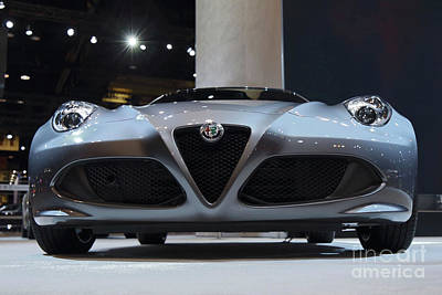 4c Alfa Art Print by Alan Look