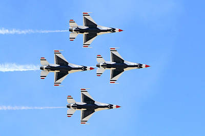 Photograph - 4x Formation by Shoal Hollingsworth