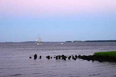 Photograph - Charleston Bay by Laurie Perry