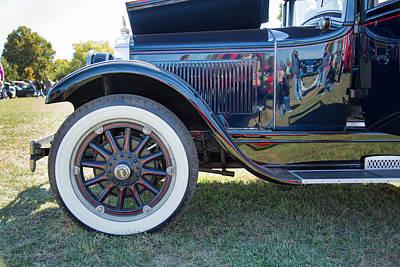 Photograph - 1924 Buick Duchess Antique Vintage Photograph Fine Art Prints 115 by M K Miller