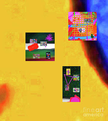 Digital Art - 5-4-2015eabcdefghijklmnopqrtuvwxyzabcdefghi by Walter Paul Bebirian