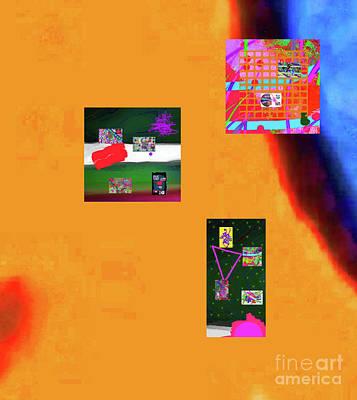 Digital Art - 5-4-2015eabcdefghijklmnopqrtuvwxyzabcdefghij by Walter Paul Bebirian
