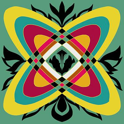 Abstract Pattern Original