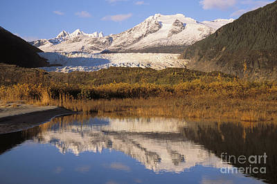 Alaska, Juneau Art Print by John Hyde - Printscapes