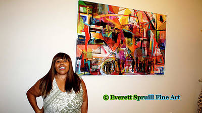 Photograph - Art Collector by Everett Spruill
