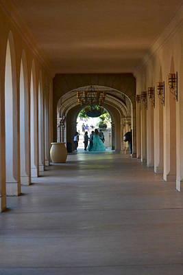 Photograph - Balboa Park, San Diego by Dean Ferreira