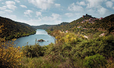 Photograph - Belver Landscape by Carlos Caetano