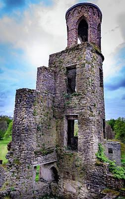 Blarney Castle - Blarney, Near Cork - Ireland Art Print