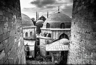 Photograph - Blue Mosque-- Sultan Ahmed Mosque by Rene Triay Photography