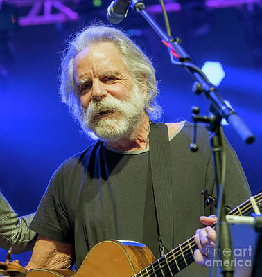 Civic Arena Photograph - Bob Weir And Friends by David Oppenheimer
