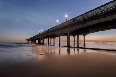 Bournemouth Photograph - Boscombe - England by Joana Kruse