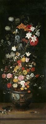 Viejo Painting - Brueghel El Viejo by MotionAge Designs