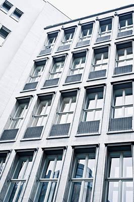 Brick Buildings Photograph - Building Exterior  by Tom Gowanlock