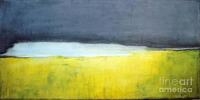 Glory Of Canola Field Original by Vesna Antic