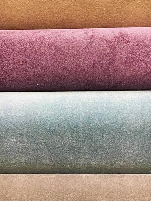 Rack Photograph - Carpet Colours by Tom Gowanlock