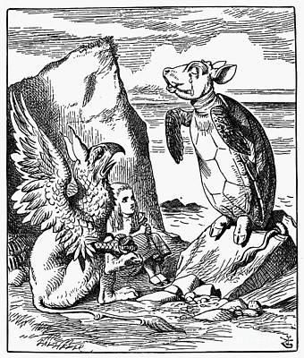 Carroll: Alice, 1865 Art Print