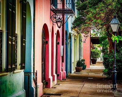 Photograph - Charleston by Buddy Morrison