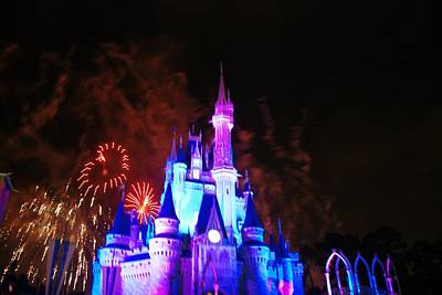 Fantasy Royalty-Free and Rights-Managed Images - Cinderella Castle by Rob Hans