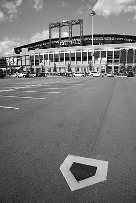Shea Stadium Photograph - Citi Field - New York Mets by Frank Romeo