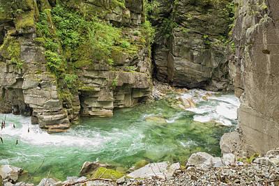 Photograph - Coqhuihalla River, Bc, Canada by Patricia Hofmeester