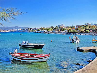Crete. Legend. Original by Andy Za
