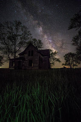 Photograph - Dark Place by Aaron J Groen