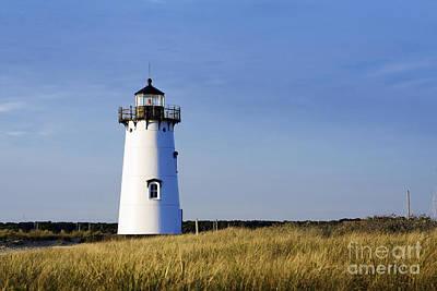 Edgartown Lighthouse Art Print by John Greim